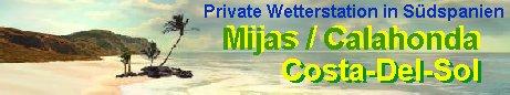 Wetterstation Mijas/Calahonda
